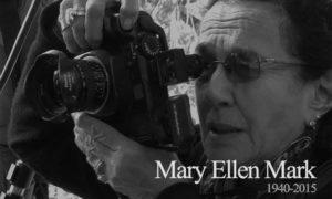 Remembering Photographer Mary Ellen Mark